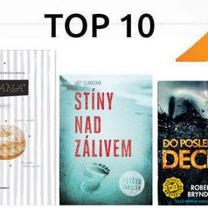 Nejprodávanější e-knihy v červenci 2018