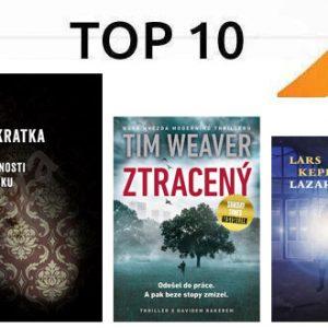Nejprodávanější e-knihy v říjnu 2018