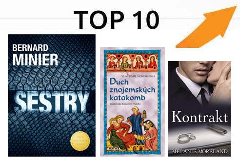Nejprodávanější e-knihy v únoru 2019