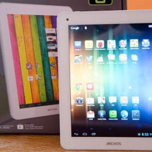 Recenze tabletu Archos 80 Titanium s 8 displejem