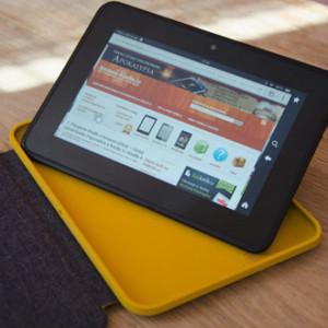 Super akce tablet Kindle Fire HD 7 za 4 400 Kč