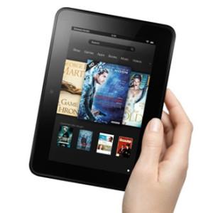 Při koupi tabletu Kindle Fire HD nyní dostanete 50 EUR zdarma na nákup aplikací a her
