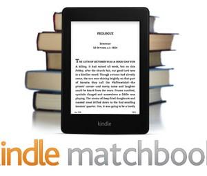 Amazon spouští službu Kindle Matchbook - elektronická kniha k tištěné zdarma nebo za poplatek