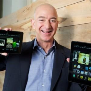 Nové tablety Amazon Kindle Fire a Kindle Fire HDX