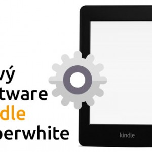 Kindle Paperwhite má nový software update 5.3.8