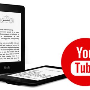 Nový Kindle Paperwhite v pěkné reklamě od Amazon