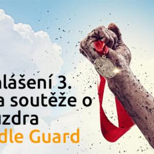 Vyhlášení 3. kola soutěže o pouzdra Kindle Guard