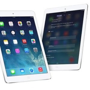 Nový tablet Apple iPad Air se již začal prodávat v ČR