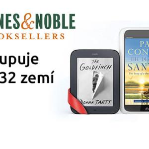 Barnes and Noble vstupuje do 30 zemí