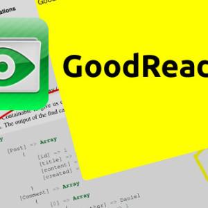 GoodReader čtečka PDF pro Apple iOS iPad a Iphone