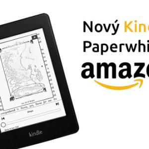 Nový model Kindle Paperwhite začátekm příštího roku?