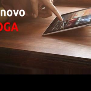 Zajímavé tablety Lenovo Yoga