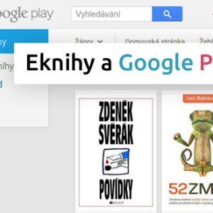 Eknihy v Google Play