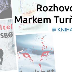 Pěkný rozhovor s Markem Turňou z Kniha Zlín