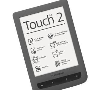 Nová čtečka e-knih PocketBook Touch Lux 2