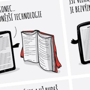 E-knihy VS tištěné knihy