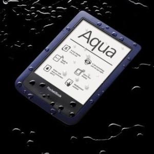 PocketBook Aqua - nová voděodolná čtečka elektronický knih