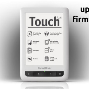 PocketBook Touch dostala nový firmware 4.4