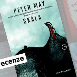 Recenze e-knihy Skála – Peter May