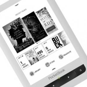 PocketBook představí nové uživatelské rozhraní čteček elektronických knih
