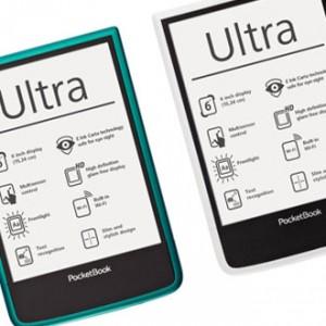 Video s novou čtečkou eknih PocketBook Ultra