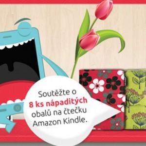 Jen do 22. 5. soutěž o nápadité obaly pro čtečky Kindle