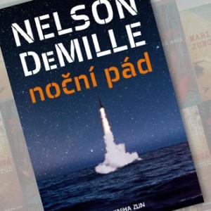 E-kniha Noční pád - Nelson DeMille