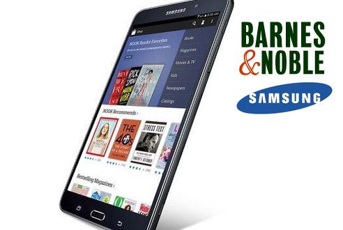 tablet-samsung-Barnes-Noble