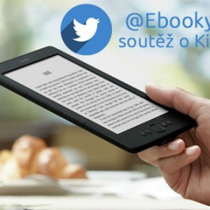 Soutěž o Kindle 5 jen do této neděle 23.59