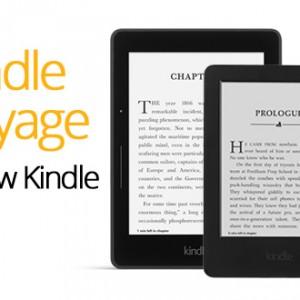 Ceny Kindle Voyage a New Kindle a objednání do ČR