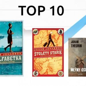 Žebříček nejprodávanějších e-knih v srpnu 2014