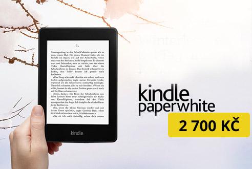 kindle-paperwhite-akce