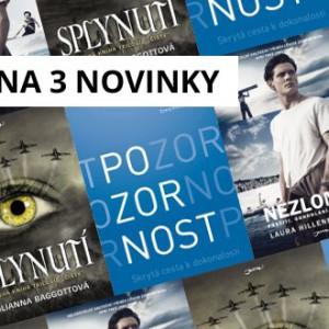 3 nové e-knihy 5. týdne