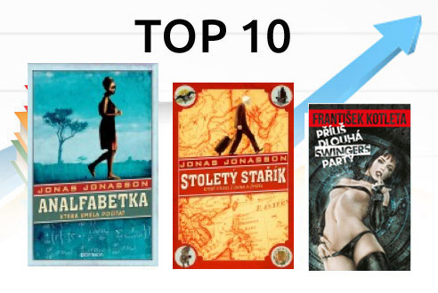 Nejprodávanější e-knihy leden 2015