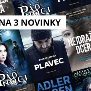3 nové e-knihy 10. týdne