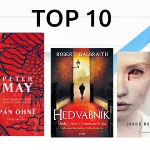 Nejprodávanější e-knihy únor 2015