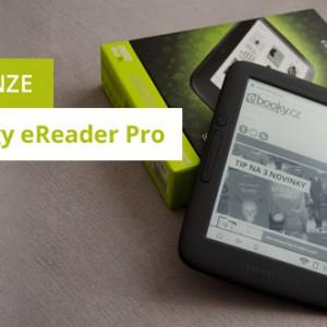 Recenze čtečky eknih Energy eReader Pro