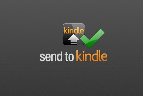 Send To Kindle pro čtečky e-knih Amazon Kindle