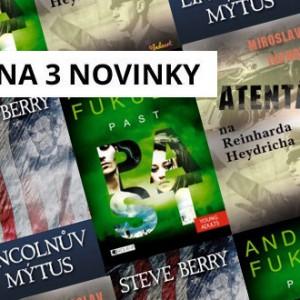 3 nové e-knihy 15. týdne