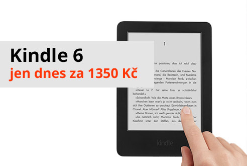 Amazon Kindle 6 (Kindle 7th)