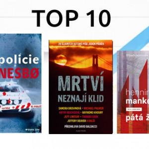 Nejprodávanějších e-knihy v dubnu 2015