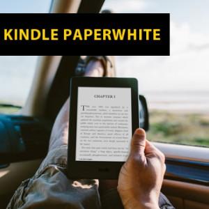 Nová čtečka e-knih Kindle Paperwhite 3