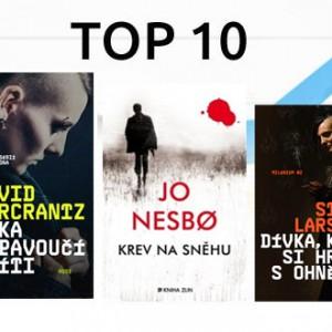 Nejprodávanějších e-knihy v srpnu 2015
