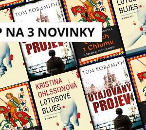 3 nové e-knihy 44. týdne
