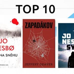 Nejprodávanějších e-knihy v listopadu 2015