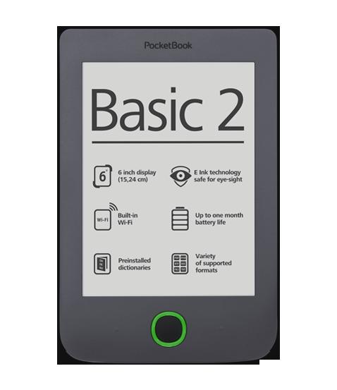 PocketBook Basi 2
