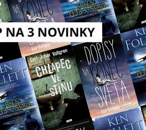 3 nové e-knihy 2. týdne