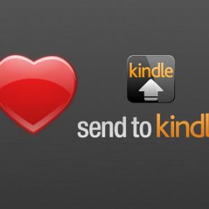 Aktualizujte svoji starší čtečku Kindle, jinak přijdete o službu Send To Kindle