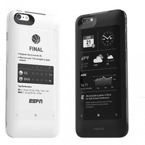 popSLATE 2 speciální obal pro smartphone s E Ink displejem