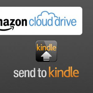 Změna v Send To Kindle a Amazon Cloud